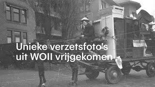 Unieke foto's uit het verzet in WOII vrijgegeven - RTL NIEUWS