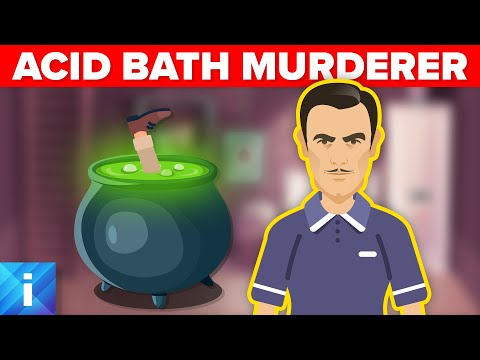 The Acid Bath English Serial Killer  John George Haigh