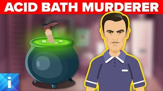 The Acid Bath English Serial Killer - John George Haigh
