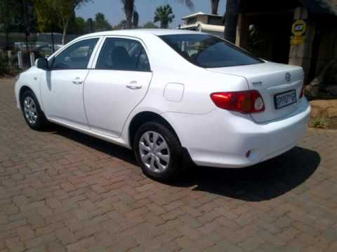 2008 Toyota Corolla For Sale >> 2008 Toyota Corolla 1 4 Advanced Auto For Sale On Auto Trader South Africa