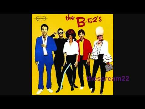 Planet Claire - The B52's (HD)