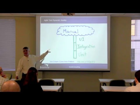 Stephen Ritchie - Agile Testing Best Practices