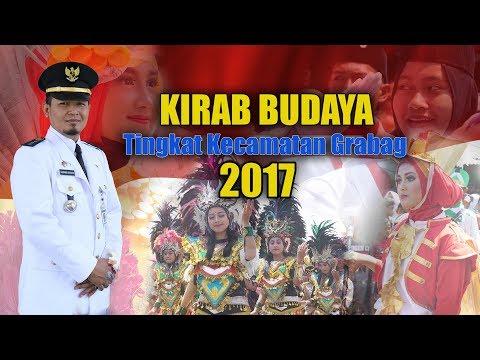 Kirab Budaya Tingkat Kecamatan Grabag 2017 Full HD