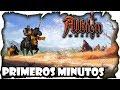 Albion Online Free To Play!   Primeros Minutos Gameplay en Español   MMOrpg Gratis