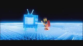 The Lego Movie OFFICIAL Clip: We are Entering Your Brain
