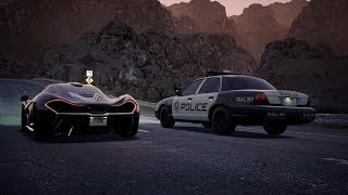 Need For Speed Payback - Ford Crown Victoria (CVPI) vs Mclaren P1 Final Race