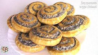 Печенье с Маком! Легкое в приготовлении! Рассыпчатое и Вкусное!