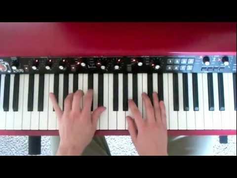 Superstition | Stevie Wonder | Keyboard Tutorial