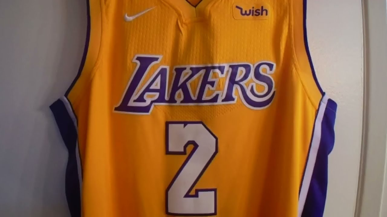 the latest 66834 c72c2 I BOUGHT A *FAKE* LONZO BALL JERSEY! (STORY TIME)