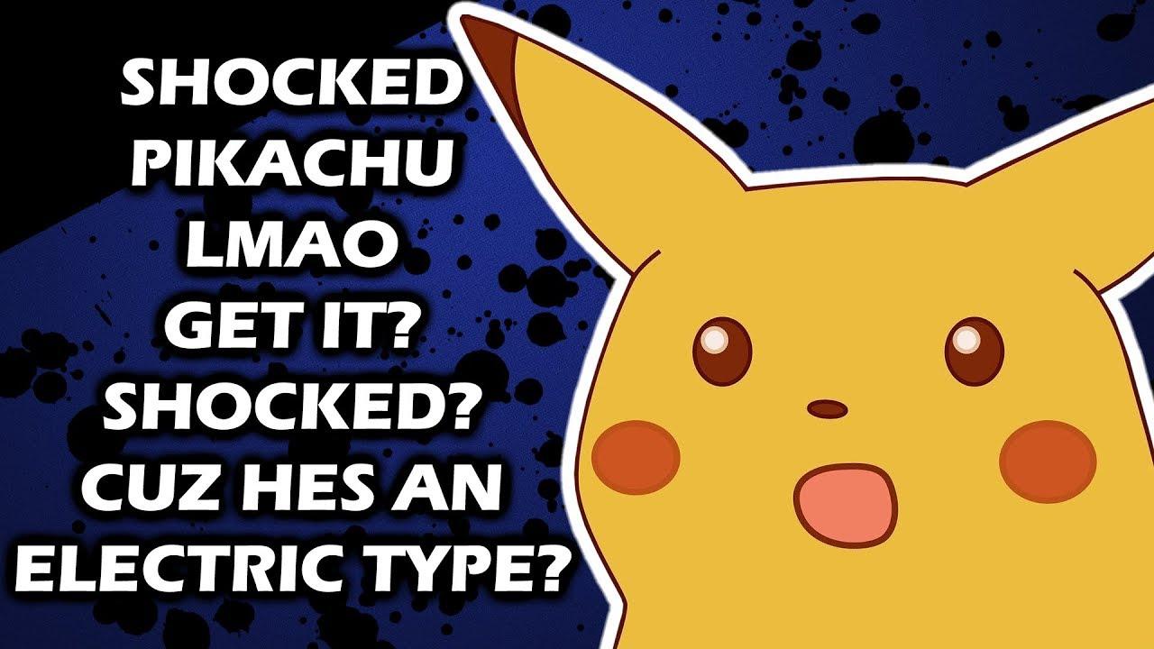 Surprised Pikachu Memes! (SumitoMedia Show #004) - YouTube