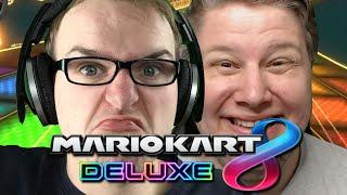 Einer lacht, einer brüllt! 🎮 Mario Kart 8 Deluxe #89
