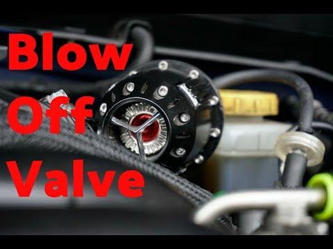 WRX (HKS)Blow Off Valve install