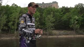 Shaky Head Tips with Aaron Martens at Table Rock Lake - Tackle Warehouse VLOG #204