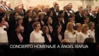 CONCIERTO HOMENAJE A ÁNGEL BARJA - 30º ANIVERSARIO