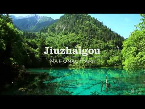 Jiuzhaigou Valley UNESCO National Park - China