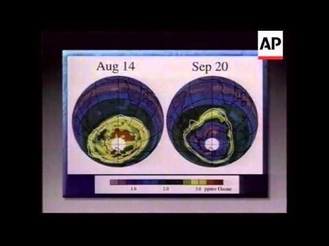 USA - Ozone Depletion
