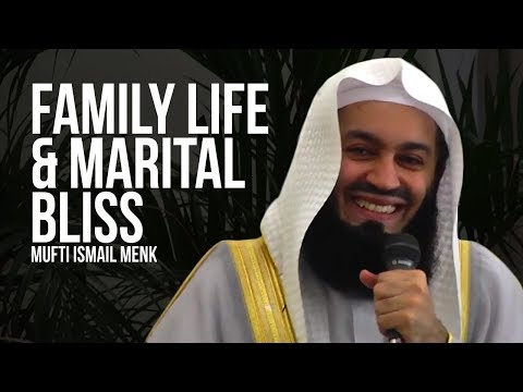 mufti menk family life