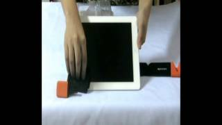 Procare tablet cleaning kit + stand