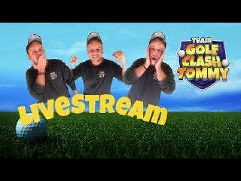 Golf Clash LIVESTREAM, Opening Round - Pro + Expert - Winter Major Tournament!