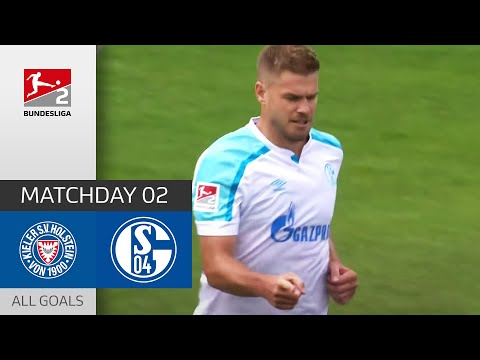 Holstein Kiel Schalke Goals And Highlights