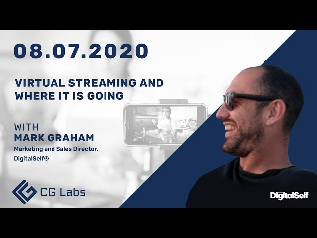 Virtual Streaming and Where It Is Going - Mark Graham