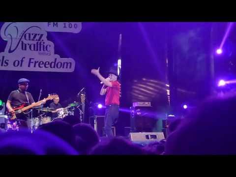 Anji - Kekasih Terhebat (LIVE) @Jazz Traffic Festival Surabaya 2017