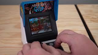 NEOGEO mini - ALL 40 GAMES TESTED!