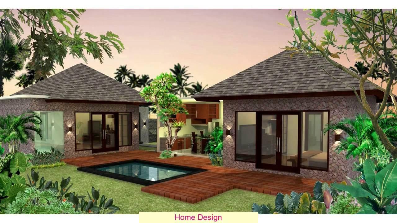 63 Desain Rumah Villa Mewah Minimalis  Desain Rumah