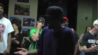 Double/Deuce vs. Mr. Xtra - No Coast Battles