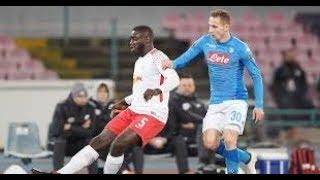 RB Leipzig vs Napoli - Goals & Highlights - Europa League