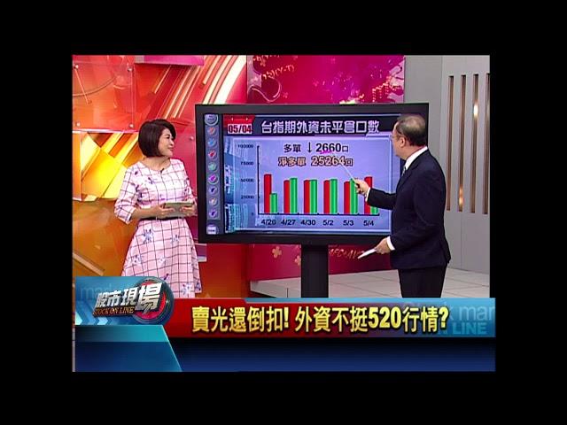 【股市現場-非凡商業台鄭明娟主持】20180504part.2(戴興明)