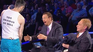 Adrián Carratalá FOOLER!!! 😱 at Penn and Teller Fool Us 🎉🎉 🎉 // FULL HD Complete With Intro