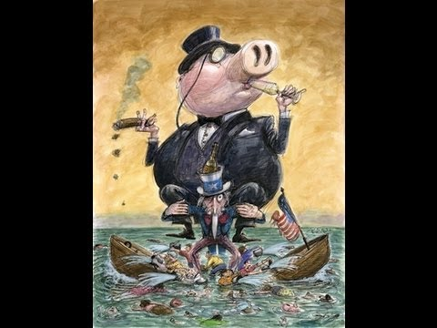Secrets and Lies of the Bailout -- Audio Reading