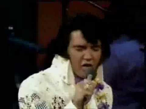 Elvis She's A Lady .wmv