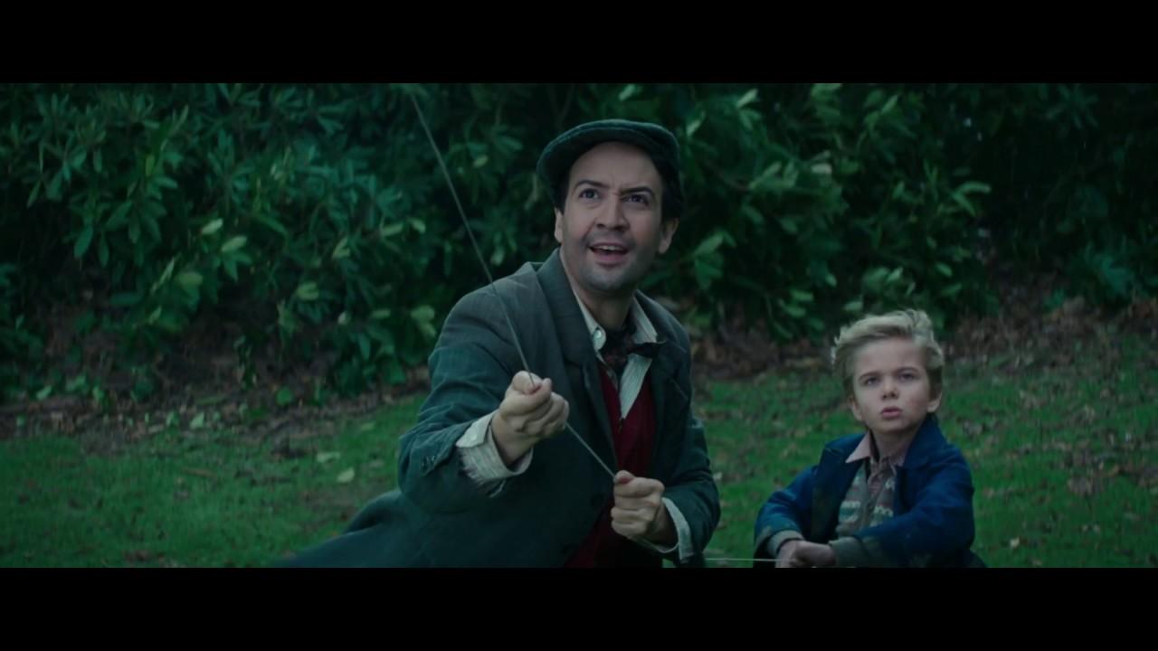 Mary Poppins powraca -zwiastun #1