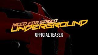Need for Speed Underground (2019) Teaser Trailer