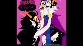 Tough To Be Up Top -Joolu and Saccharinesinger- Eridan and Feferi