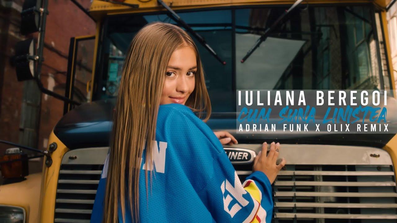 Iuliana Beregoi - Cum suna linistea (Adrian Funk X OLiX Remix)
