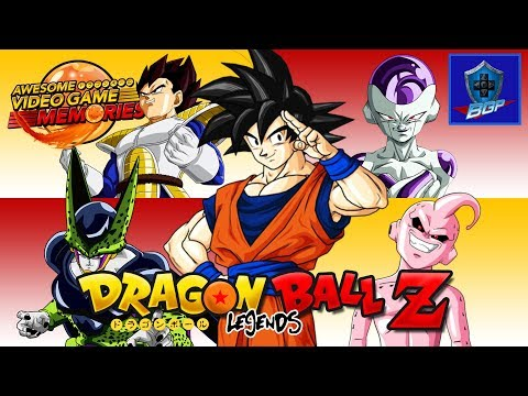 Dragon Ball Z Legends Review (PSX, Saturn) - Awesome Video Game Memories (Battle Geek Plus)