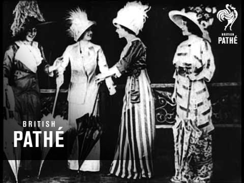 Archive Film Various (1900-1911)