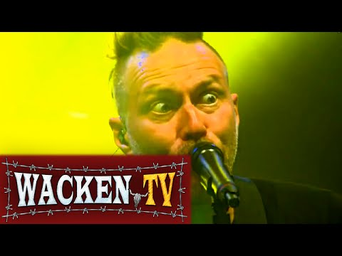 Mustasch - Down In Black - Live at Wacken Open Air 2013