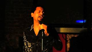 Mark Anthony Lee sings Jennifer Holiday