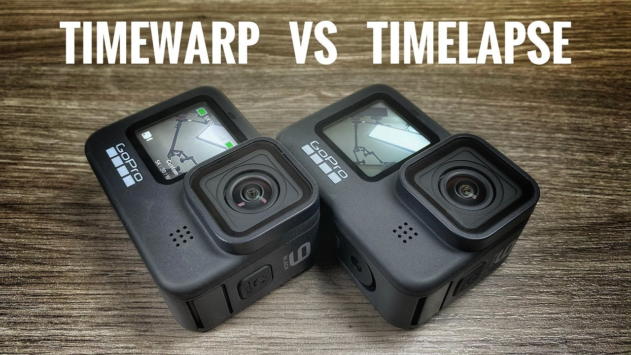 GoPro TimeWarp VS Timelapse | A Guide For Beginners