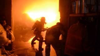 Bomberos Controlan Incendio En Fábrica De Plásticos En Samán De Guere