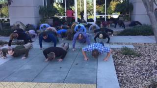 #22Pushup Challenge from CamelBak Day4