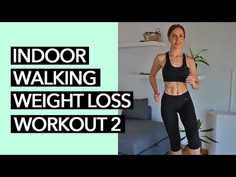 Indoor Walking Workout (20 Minutes)