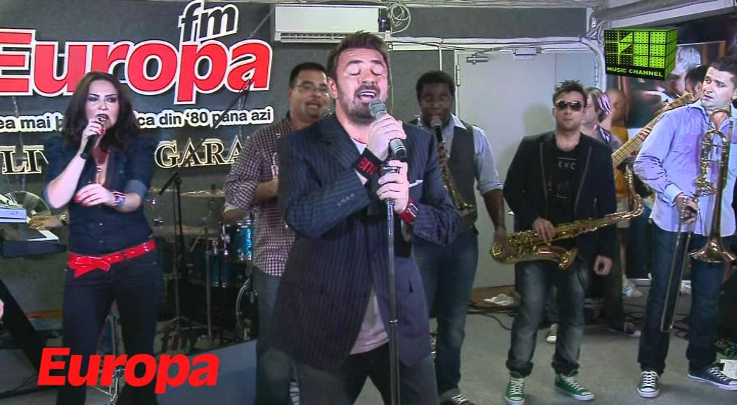 Europa FM LIVE in Garaj: Horia Brenciu - Ultimul dans