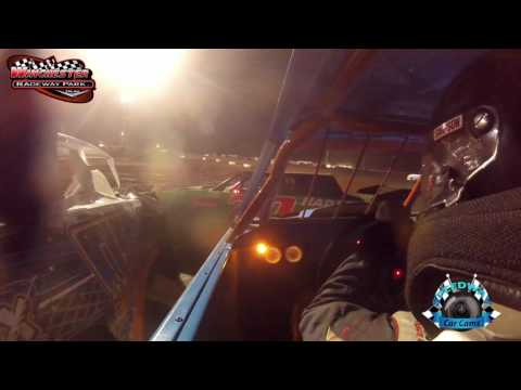 #J27 Justin Sells - NeSmith Street Stock - 2-18-17 Winchester Speedway - In-Car Camera