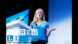 Lisa Randall: Atoms Only Make Up 5% of Our Universe. The Rest is Dark Matter and Energy