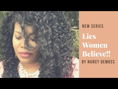 Lies Women Believe Series Part 2 (Great Series)